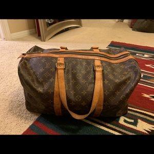Louis Vuitton Keep-all 50 duffle bag